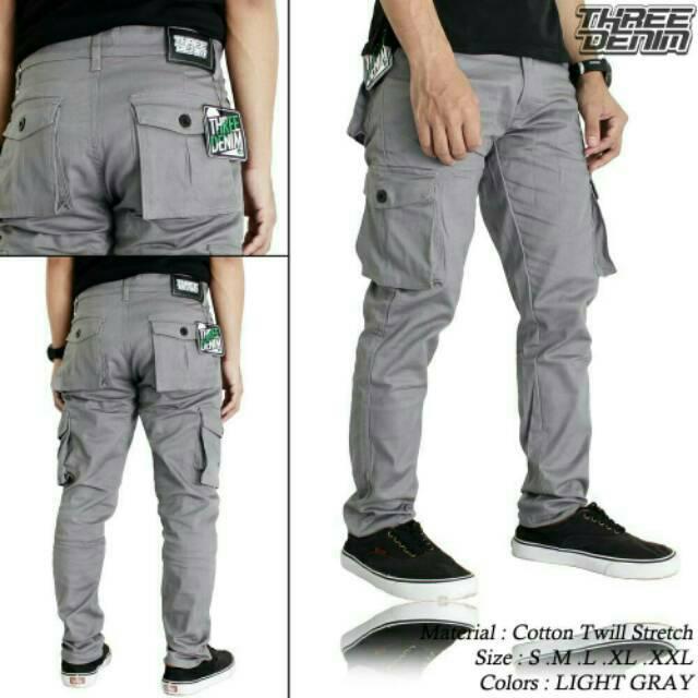 Celana Panjang Denim untuk Motor  2a2c14d2f1