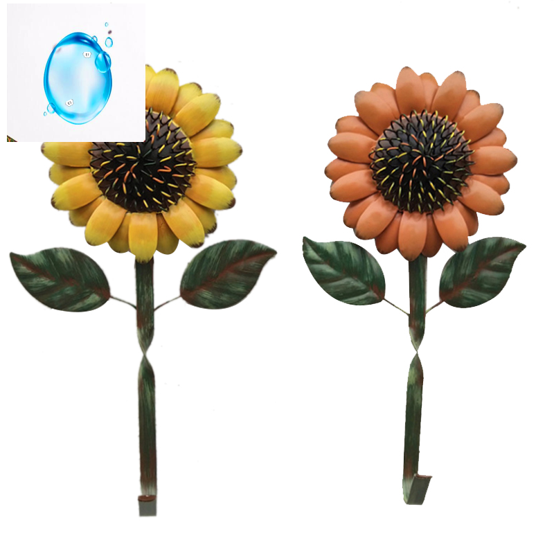 2 Pack Vintage Decorative Hooks Metal Sunflower Hook Keys Kitchen Wall Hangers Wall Decor Metal Wall Hook Accessories Holder For Home Kitchen Entryway Decor Decorative Shopee Indonesia