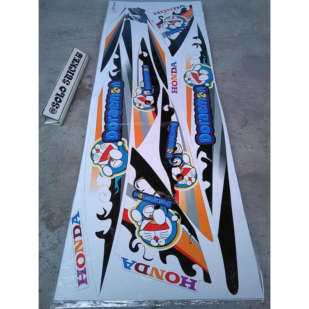 Striping sticker variasi vario 110 cw vario karbu click play shopee indonesia