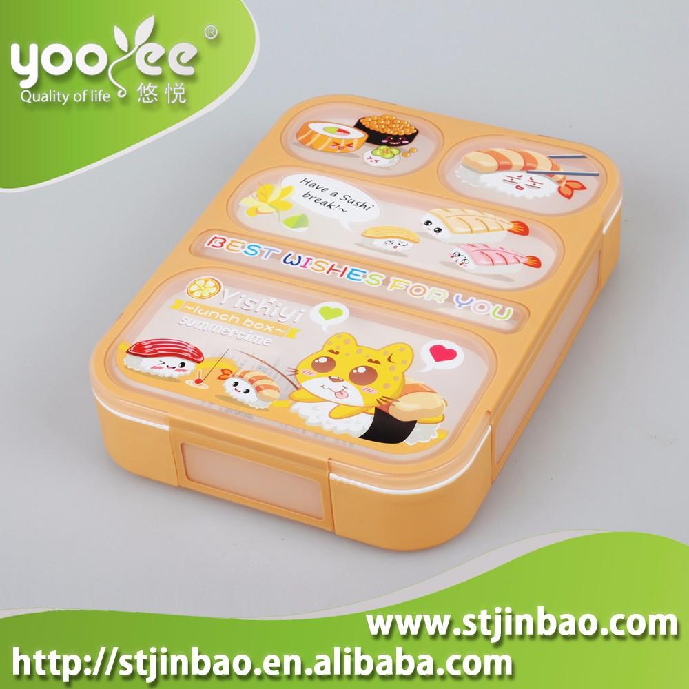 Dapatkan Harga Lunch Box Yooyee Diskon Shopee Indonesia Leakproof Lunchbox Mini 605 Kotak Makan 4 Sekat Anti Tumpah Biru Muda