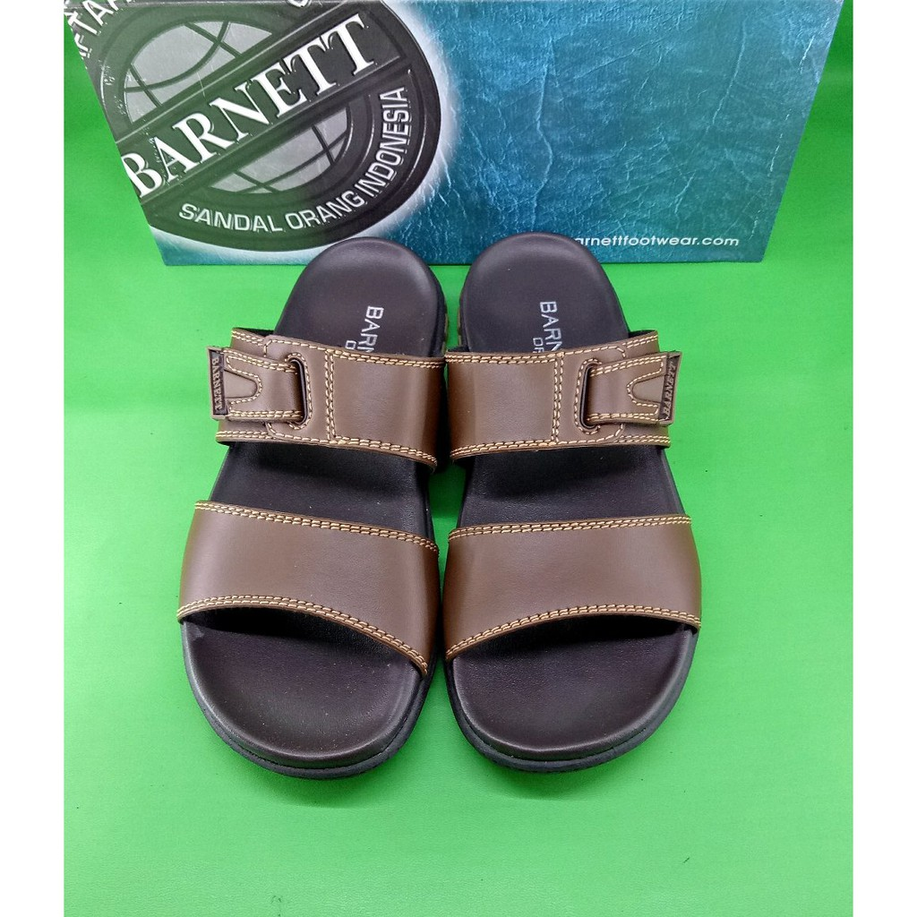 Neckerman Sandal Casual Pria Concord 661 Brown 38 43