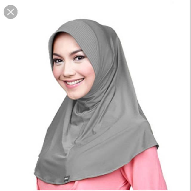 Bergo Zoya Marsha Hb Casual Jilbab Instan Zoya Shopee Indonesia