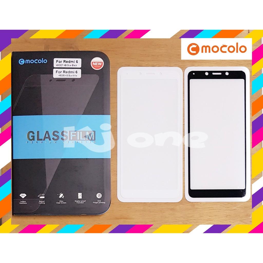Xiaomi Mi A2 6x Mocolo Tempered Glass Full Cover Lem 25d 9h Warna Korean Redmi 5a 50 Inchi Screen Protector 03mm Anti Gores Kaca Guard Original Shopee Indonesia