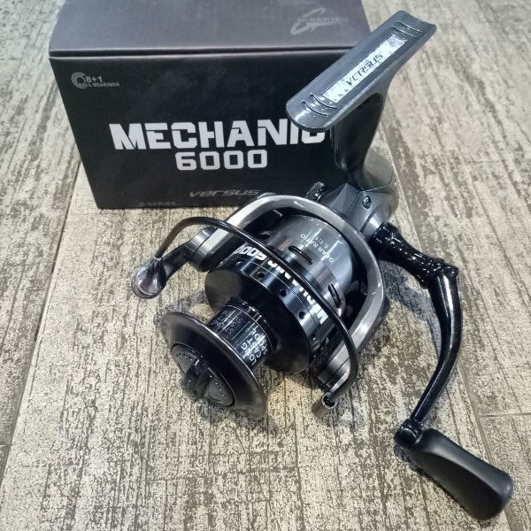 Reel Pancing Versus Mechanic 6000 murah berkualitas