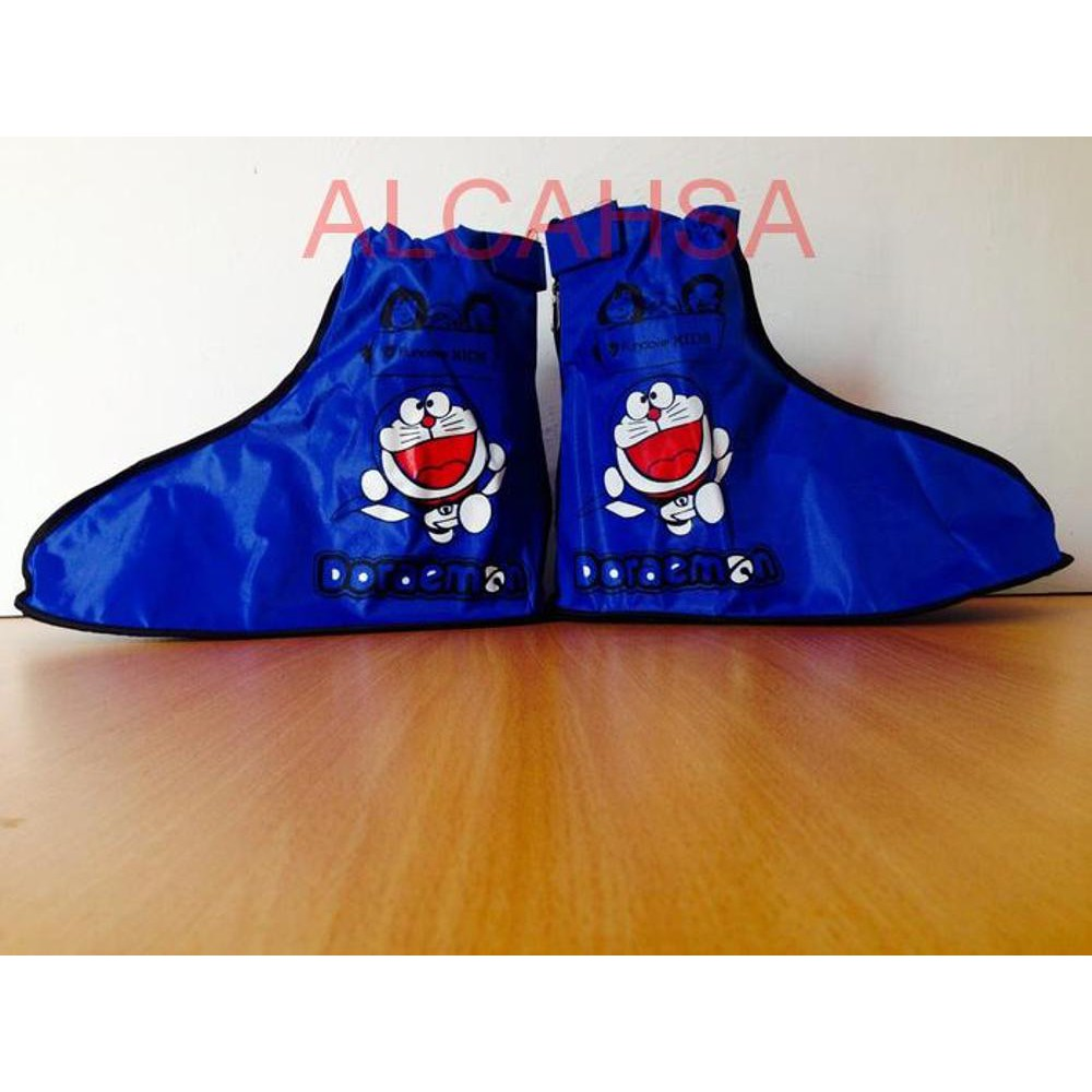 Jas Sepatu Funcover Kids Cover Shoes Anak Junior Shopee Indonesia Kalibre Hujan Rain 995010 000