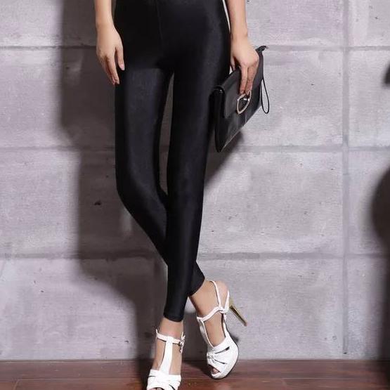 Hotsale H 536 Legging Jersey Kwalitas Premium Bagus Legging Licin Tidak Berbulu Legging Wanita P Shopee Indonesia