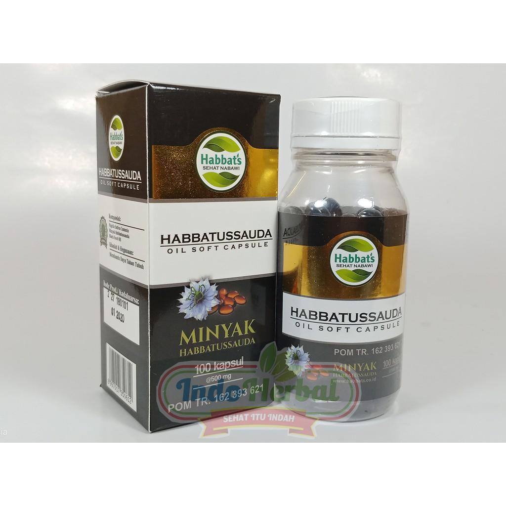 Asli Habbatussauda Oil Habasyi Al Kautsar Kapsul Minyak Habbatus Habbasyi 210 Sauda 200 Shopee Indonesia