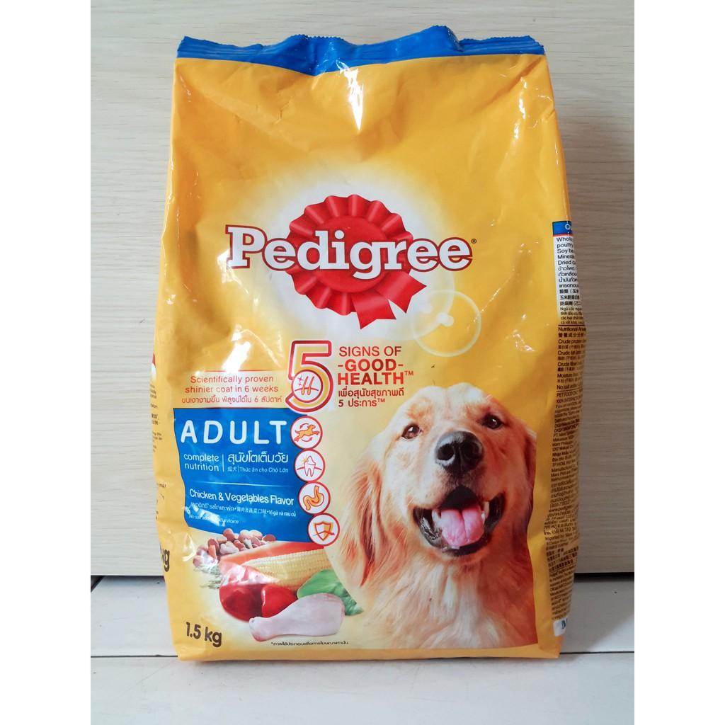 Promo Pedigree Dry 15kg Rasa Chicken Veg Free Cesar Beef Isi 3 Pack Dentastix Large Dogs 112gr Perawatan Gigi Anjing Shopee Indonesia
