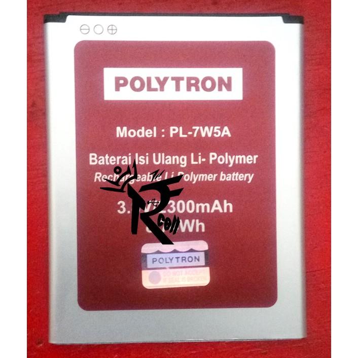 Batre Baterai Polytron Rocket Q Five R1500 R 1500 PL7Q6 PL 7Q6 | Shopee Indonesia