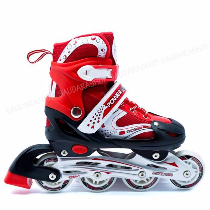 Aksesoris Skate   Sepatu Roda   Sepatu Roda Murah   Sepatu Roda Power Line  Biru  682025dc9d