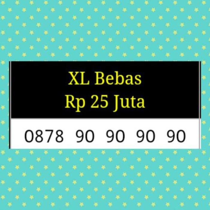 NOMOR CANTIK/XL BEBAS/seri triple&double ab/bagus/rapih/super hoki