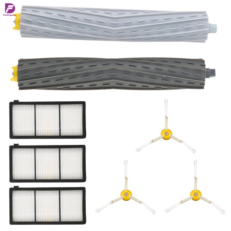 16 PCS Accessories for iRobot Roomba 800 870 880 900 980 Parts Spare Brushes Kit