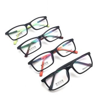 Frame Kacamata Pria Wanita Fashion Branded Murah Bisa Pasang Lensa MInus   Kacamata Retro Kotak  c9d1a59166