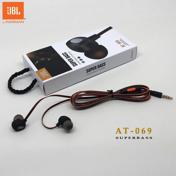 HANDSFREE / HEADPHONE / EARPHONE / HEADSET AT 069