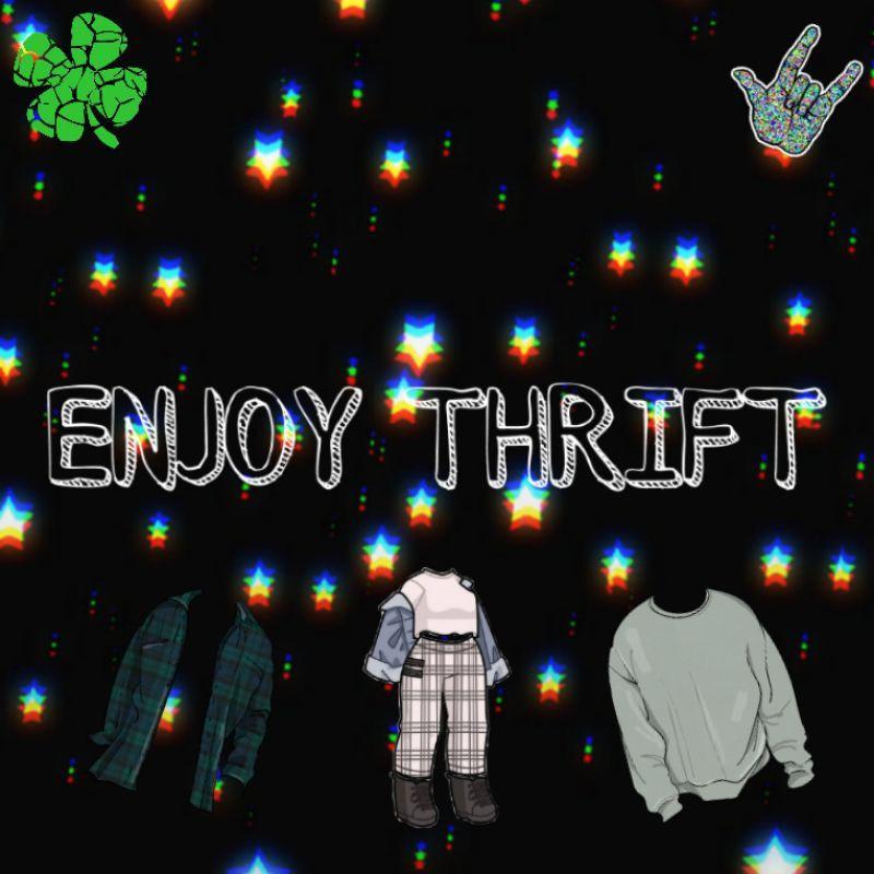 thrift hoodie - paket usaha mini bal hoodie crewneck