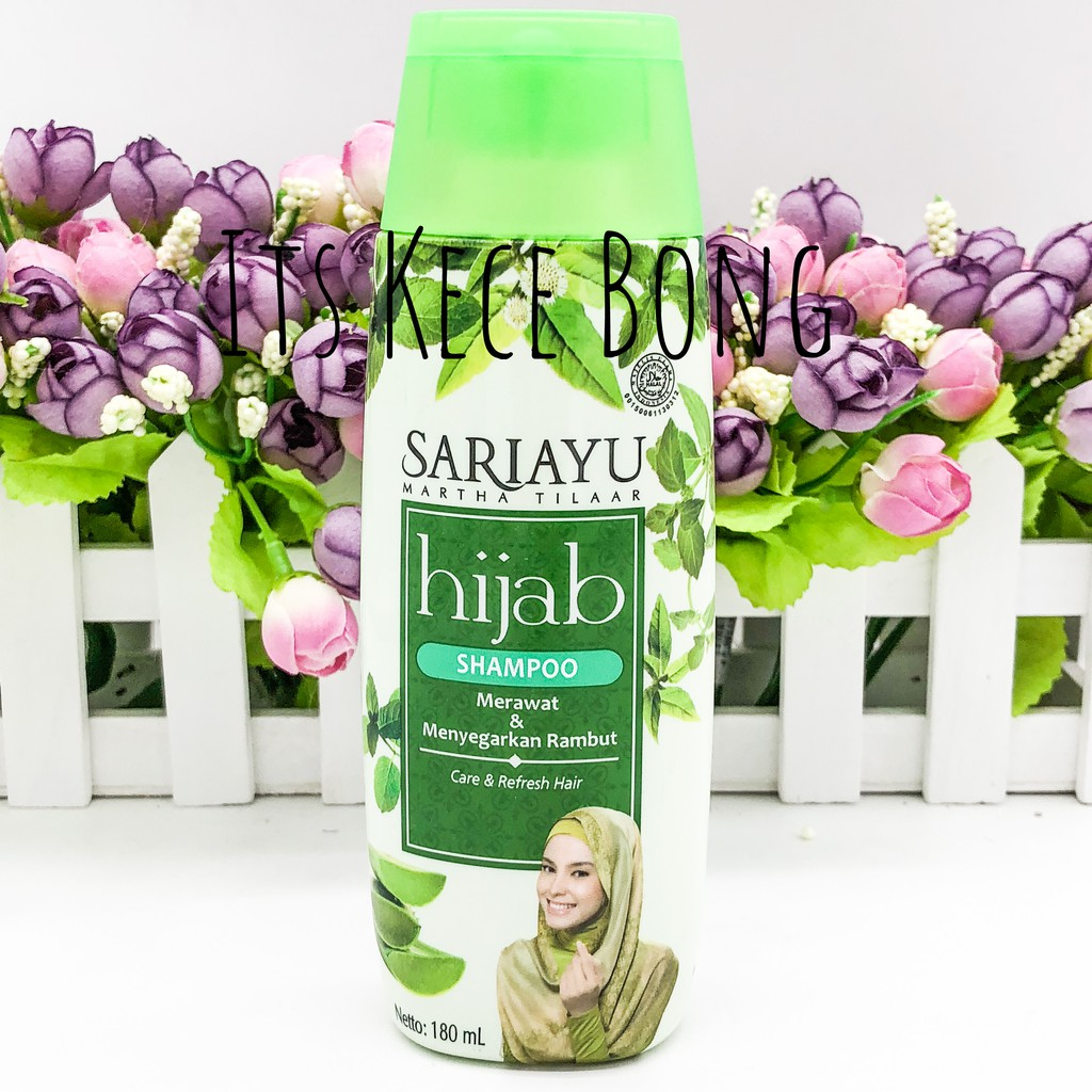 Sariayu Hijab Shampoo Shopee Indonesia Shampo