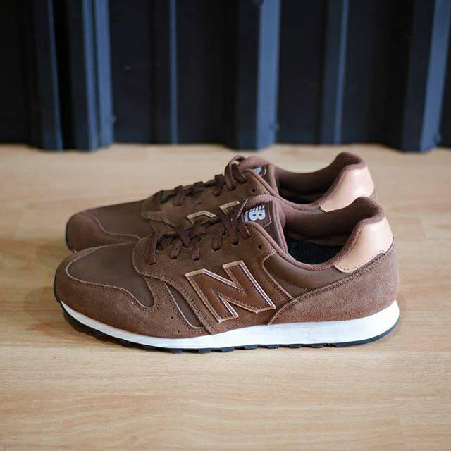 New Balance 373 - Sepatu Pria - Sepatu Original - Brown