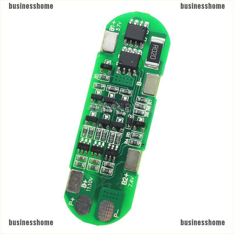 1S 3.7V 5A PCB BMS Protection Board for 1 Pack 18650 Li-ion Lithium Battery Cell