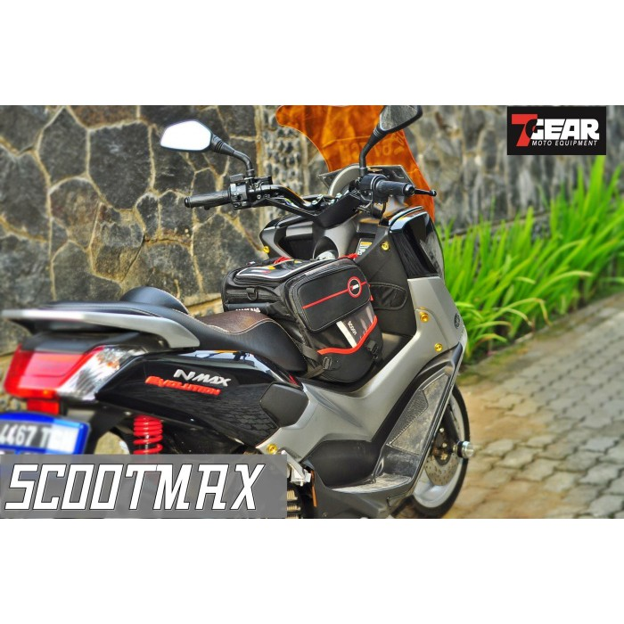 7GEAR Scooter Tunnel Bag Maxi Scooter NMAX XMAX TMAX PCX Aerox I  sparepart