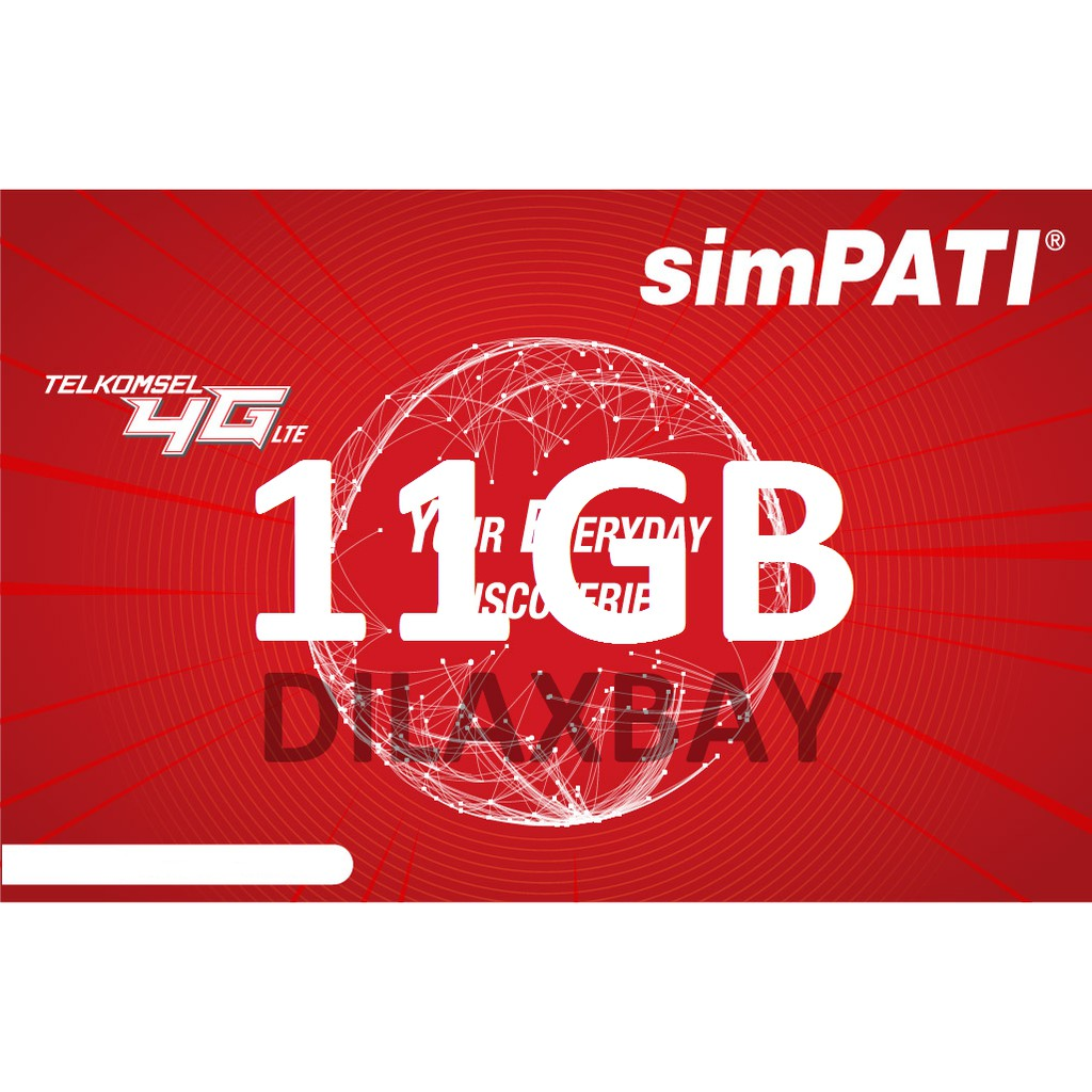 Nocan Telkomsel 11gb Simpati As Loop Shopee Indonesia Kartu Perdana