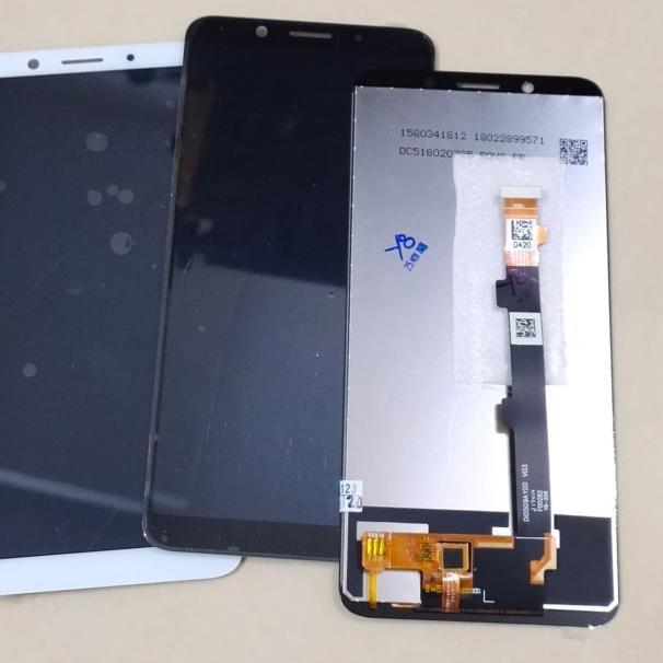 LCD + TOUCHSCREEN OPPO F5 F5 PLUS F5 YOUTH ORIGINAL - Putih