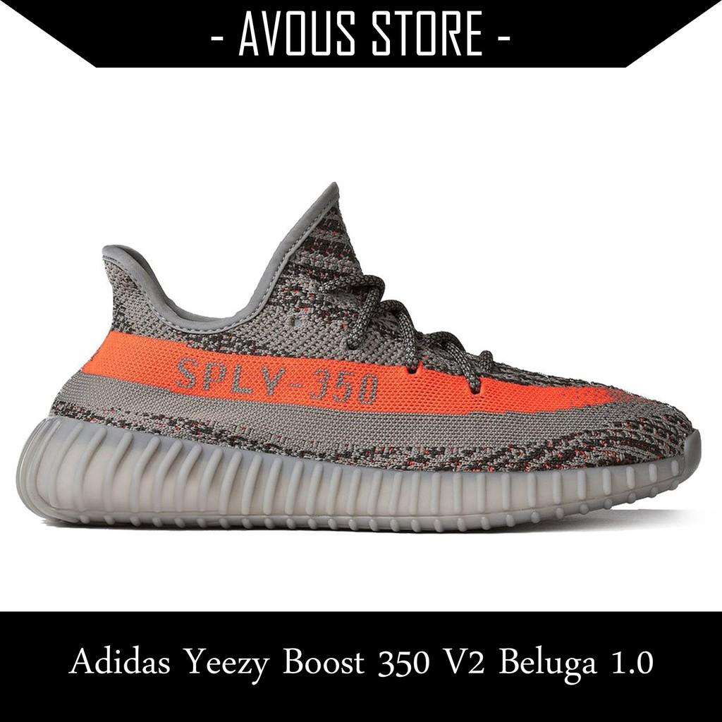77bd7551a11c2 Adidas Yeezy Boost 350 V2 Beluga 2.0