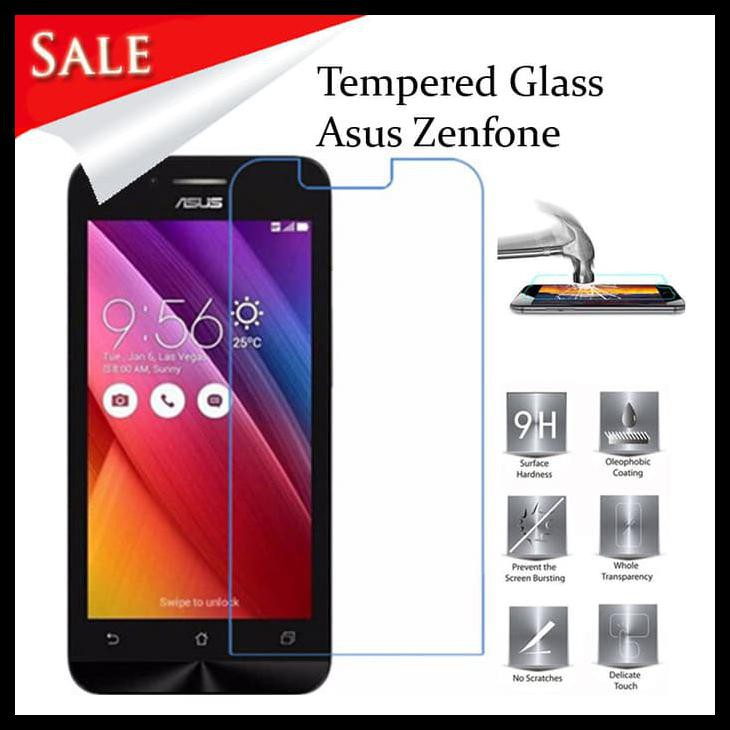Asus Zenfone 2 5.5 Inch Screen Protector Tempered Glass | Shopee Indonesia