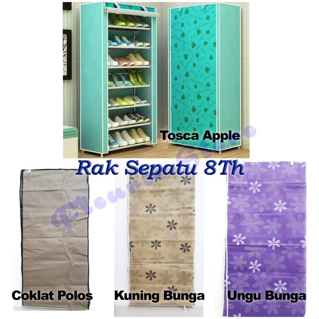 RAK SEPATU WITH COVER KARAKTER 10SUSUN (2KG)-RS10CHP (PUPPY)   Shopee Indonesia