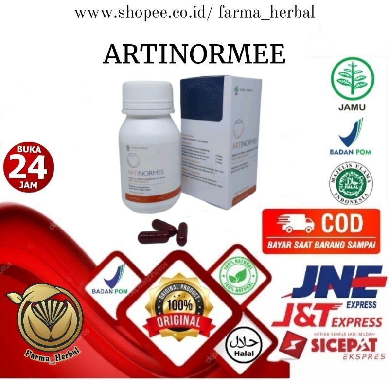 ARTINORMEE 100% Herbal Alami  Asli Original