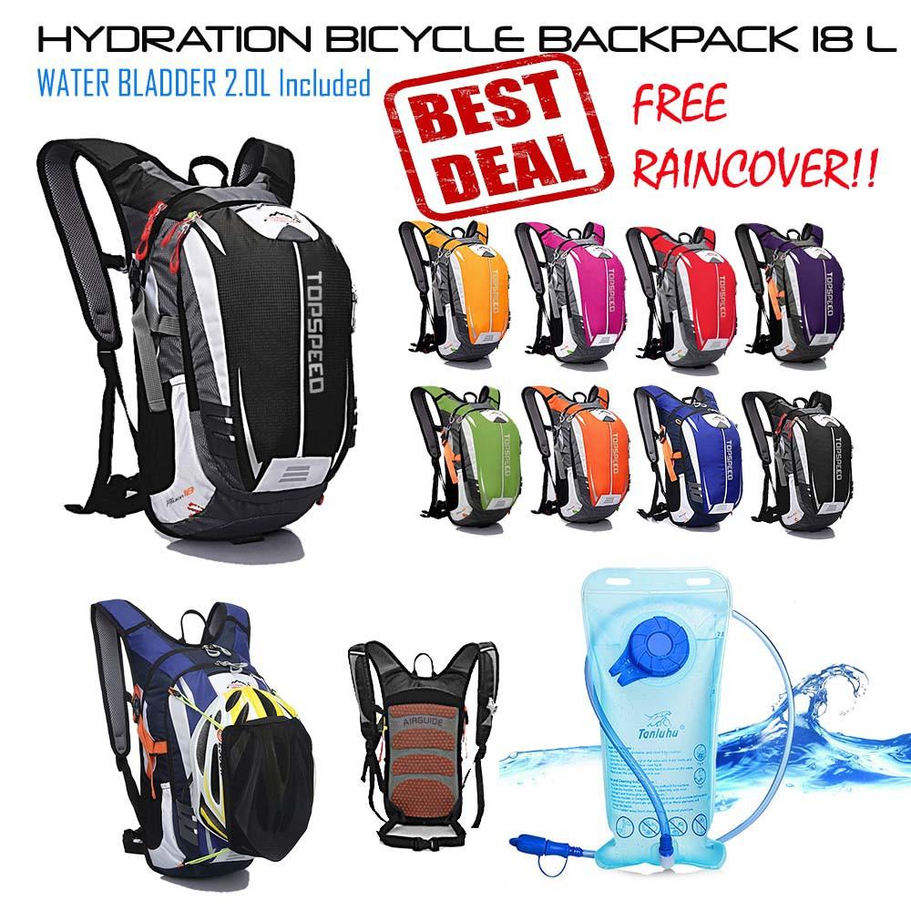 Tas Sepeda Hydropack - Water Bladder - Local Lion e13cfdd08a