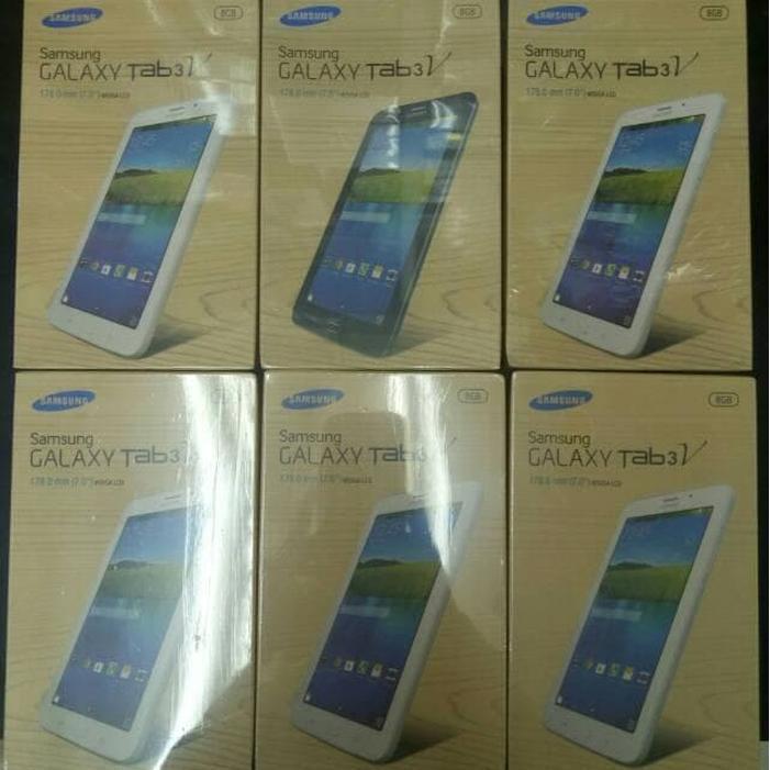 [Tablet/Tab] Samsung tab 3V baru ,, tablet Ready