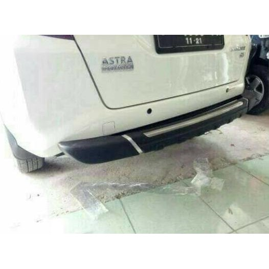 Pengaman Bemper Bumper Bamper Calya / Sigra | Cover Mobil