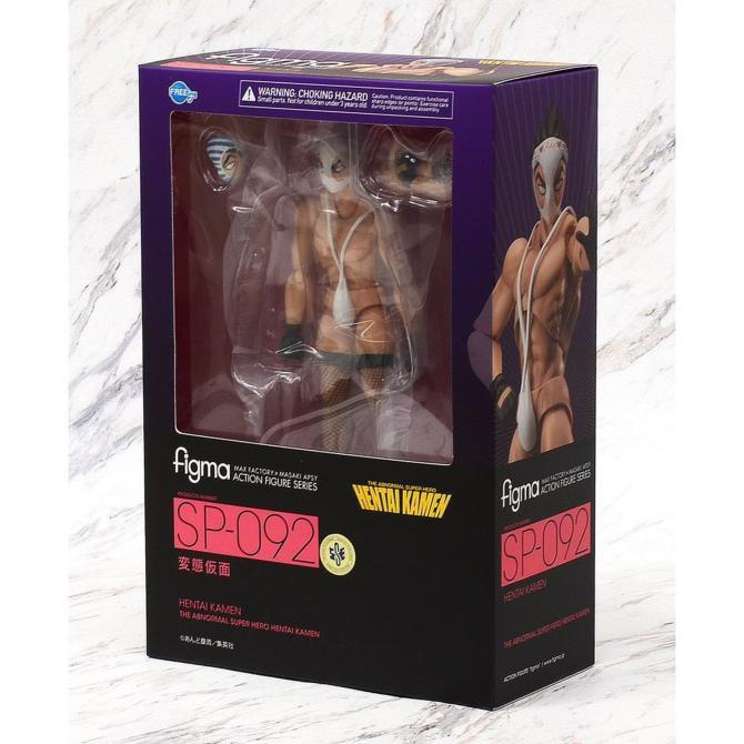Figma Hentai Kamen Action Figure - FREEING Best Seller