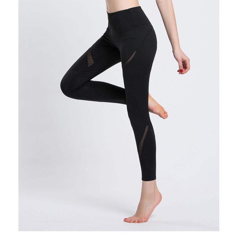 Aiweier Celana Legging Panjang Wanita Untuk Lari Yoga Shopee Indonesia