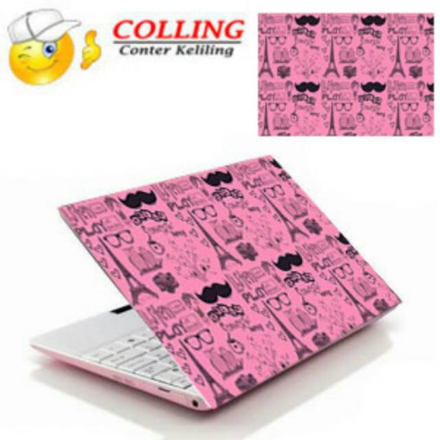 470359fc1 Stiker Laptop 14 inch / Garskin Laptop / Sticker Laptop Apple | Shopee  Indonesia