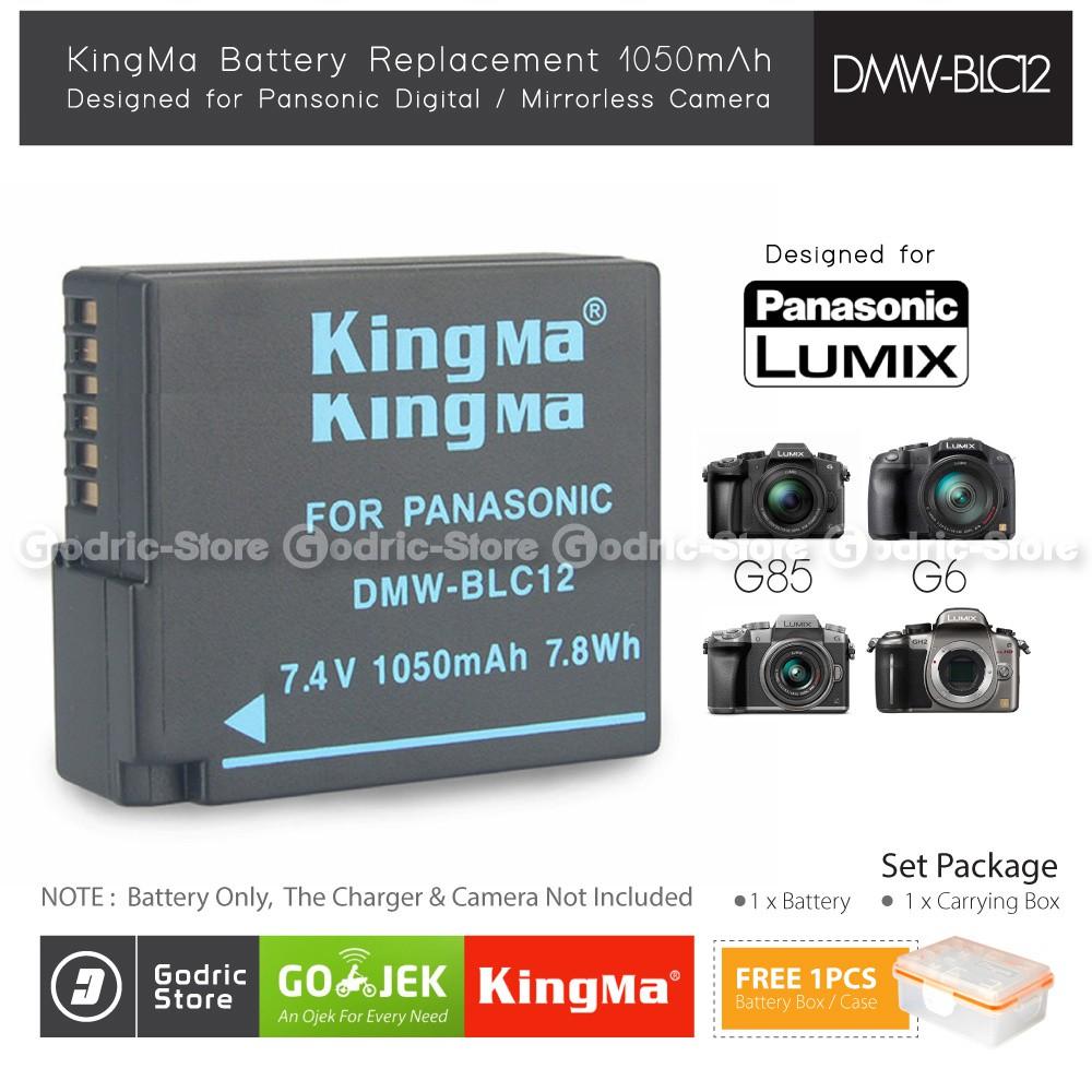 KingMa Baterai Replacement / Spare Battery for Xiaomi Yi 4K / 4K PLUS / LITE | Shopee Indonesia