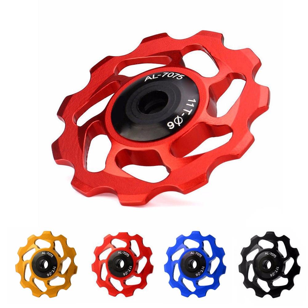 E☆B Kactus A04 Aluminium Alloy Material 11T Jockey Wheel Rear Derailleur Pulley for SHIMANO SRAM / 7 | Shopee Indonesia