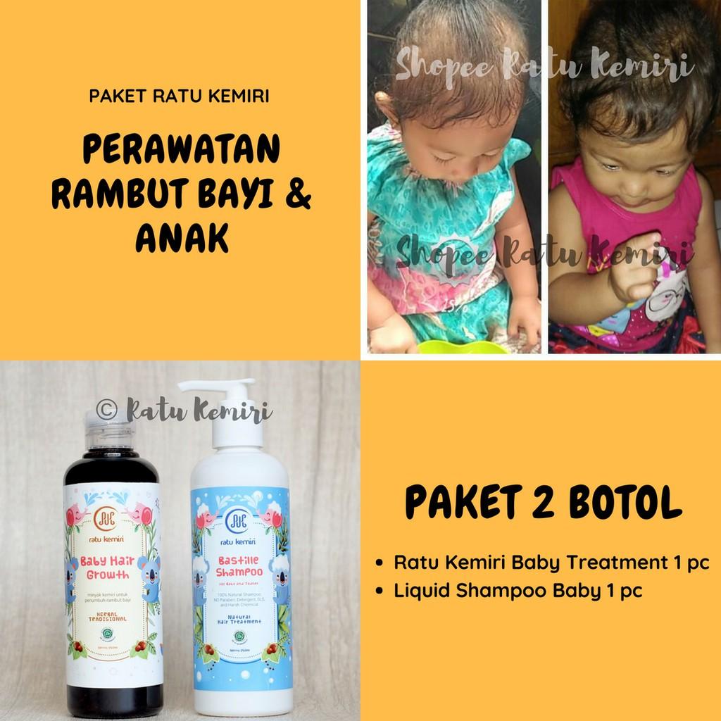 minyak penyubur rambut bayi balita dan shampoo tradisional untuk Merk Minyak Kemiri Untuk Rambut Bayi