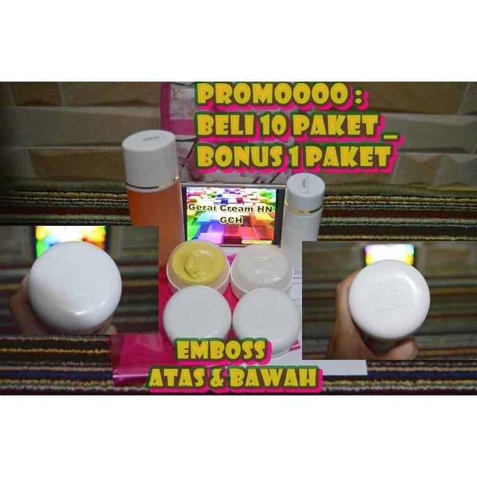 CREAM HN ORIGINAL Besar 30 gr / PAKET ORI HN HETTY NUGRAHATI Big 30gr | Shopee Indonesia