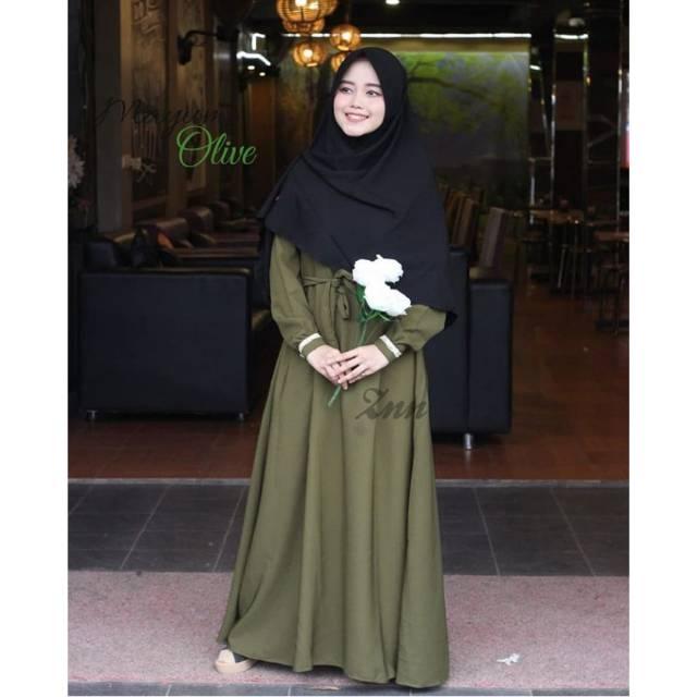 Mayumi Dress by Zabannia