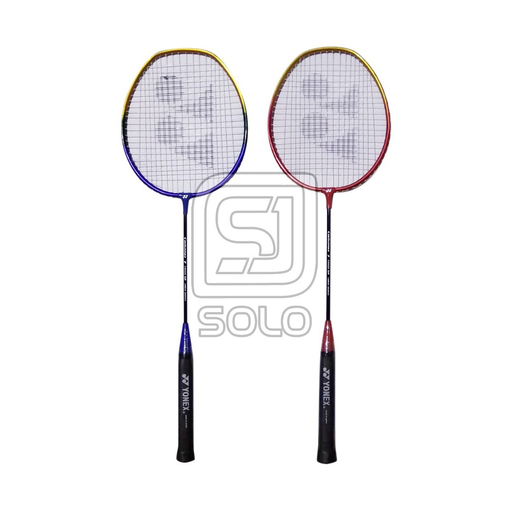 Raket Racket Badminton Yonex Carbonex 7 Sp Plastik 1pcs Shopee Indonesia