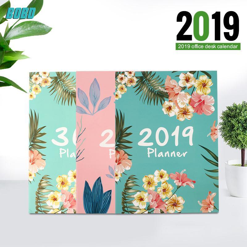 Creative Calendar Notepad Cute Kawaii Cartoon Rabbit Diary Planner