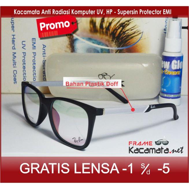 Kacamata guess 114 murah lensa photocromic Minus Antiradiasi Kacamata Hitam  Pria Wanita Cewek  6ac3fc9d64