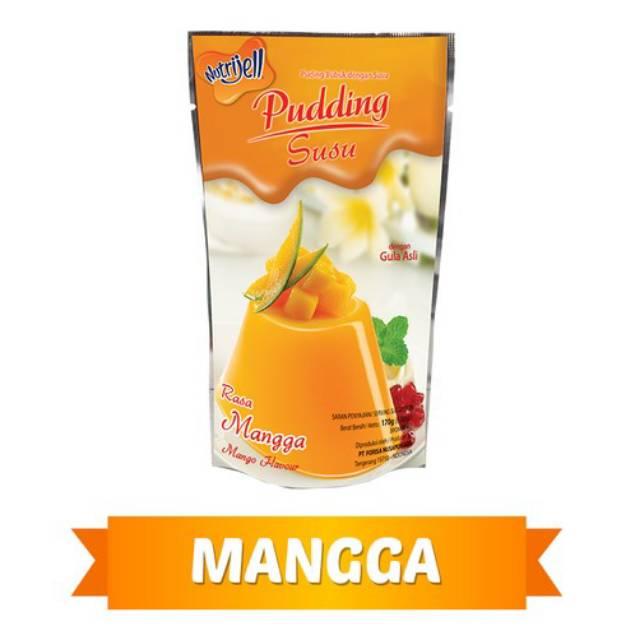 NUTRIJELL PUDING / Nutrijell Pudding Susu Rasa Mangga ...