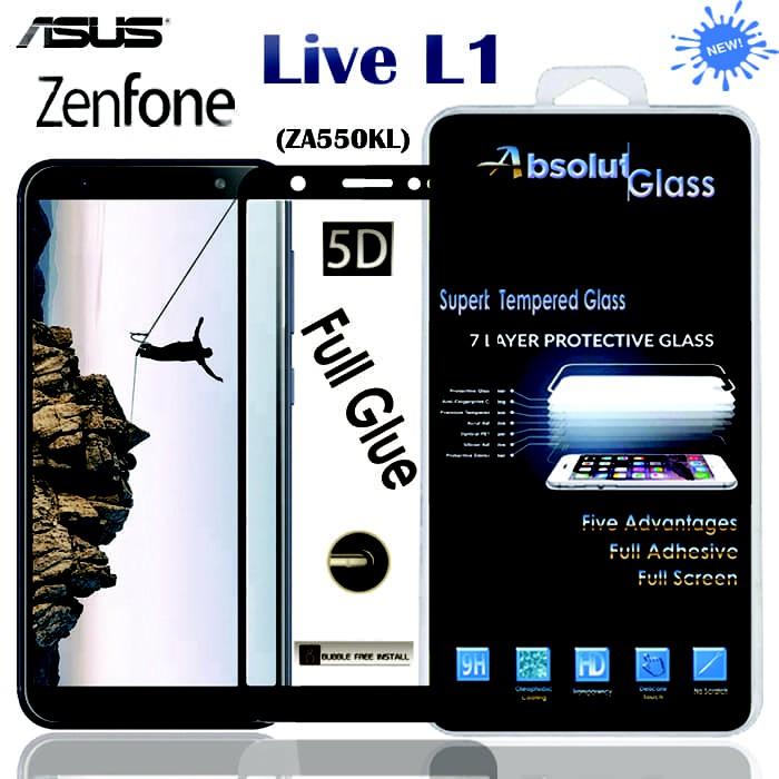 Tempered Glass Vivo V11 V11 Pro - 5D Absolut Glass Full Glue Full Lem Full Black Cover | Shopee Indonesia