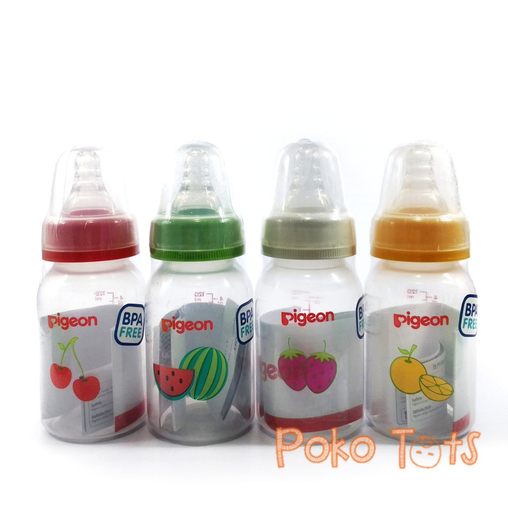 Botol Dot 120ml Karakter Bayi Pigeon Nipple Susu Newborn Baby Bottle Peristaltic 50ml Shopee Indonesia