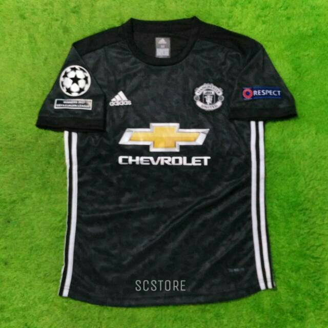 8c80f5868 Jersey Bola Basket Manchester United Home 17   18