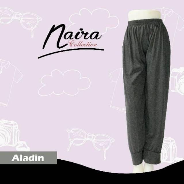 Celana aladin standar / celamis / celana all size / celana polos / celana panjang wanita / grosir | Shopee Indonesia