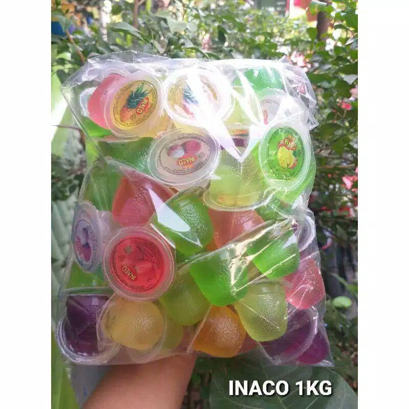 Agar Inaco Jelly