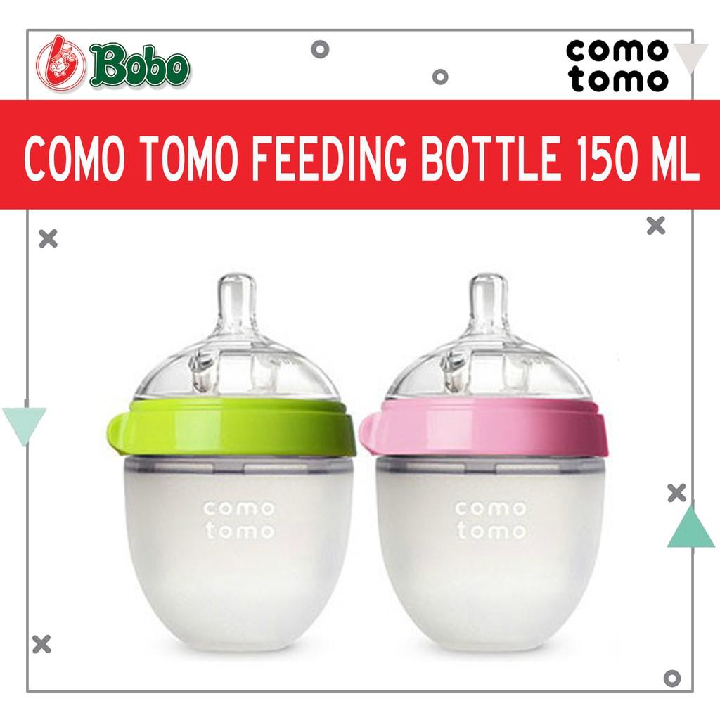 Como Tomo Soft Hygienic Silicone 150 250 Ml Comotomo Single Pack Pink Botol Susu Bottle Shopee Indonesia